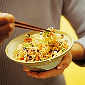 sauteed noodles