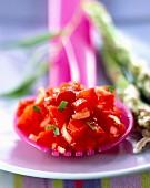 Tomato tartare