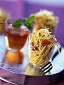 Algerian-style spaghettis