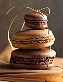 Macarons (Französisches Baisergebäck)