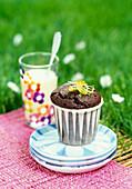 chocolate cup cake