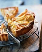 Country apple tart