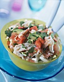 Spider crab salad
