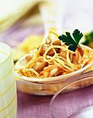 Wellhornschnecken-Remoulade mit Curry