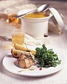 Foie gras pâté