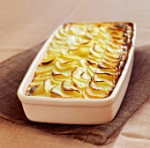 Gratin dauphinois potato bake