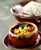 Kaju kari cashew nut curry
