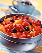 Fruit and Guignolet kirsch salad