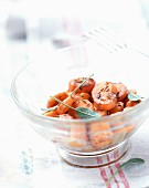 Carrots with cumin and sage