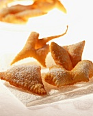 Sugar coated fritters