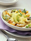 Country cabbage soup