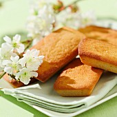 Almond sponge fingers (topic: Provence)