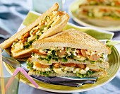 strasbourg club sandwich