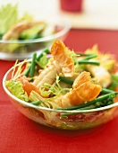 langoustine salad