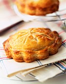 Salted flaky pastry