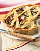 Italian style tart