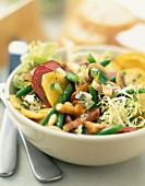 Salade Sarladaise (Traditioneller Kartoffelsalat aus der Dordogne)