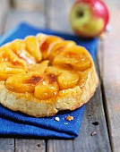 Tarte Tatin (Gestürzter Apfelkuchen, Frankreich)