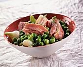 Salted belly pork