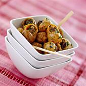 Tante Teresa's snails