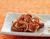 Galice-style octopus