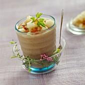 yoghurt gaspacho