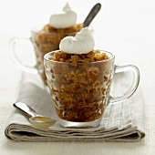 rum and coffee granita