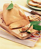 Whole foie gras