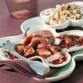 Octopus stew