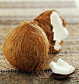 coconut (topic :family meal )