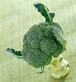 Broccoli (topic : light diners)