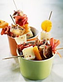 Andalusian brochettes