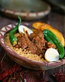 Mutton Couscous