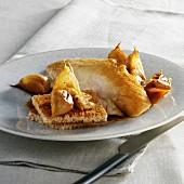 Chicken breast with garlic