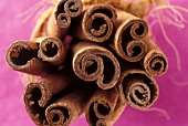 Sticks of cinnamon