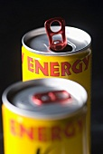 Can of energy drink