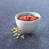Tomato sauce for pasta shells