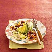 Mexikanischer Salat mit Thunfisch