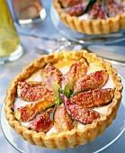Fig tart