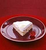 Ein Stück Barranx Kuchen