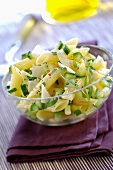 Penne Rigate with tarragon