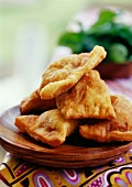Fried meat turnovers