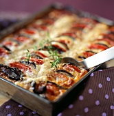 Eggplant Tian