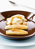 Bananas flambé