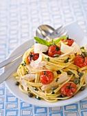 Tuna Linguinis