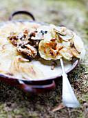 Mushroom Gratin Dauphinois