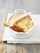 Chipolata shepherd's pie