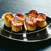 Mini quark cakes with fromage blanc