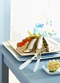 Sardine couscous