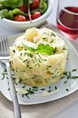 Reblochonnade (Kartoffelgericht mit Reblochon, Frankreich)